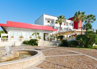 Virtual tour Hotel
